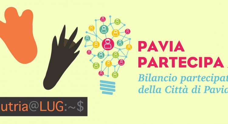 Pavia partecipa feat nutria LUG